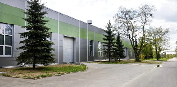 Remont i termomodernizacja hali produkcyjno-biurowej
