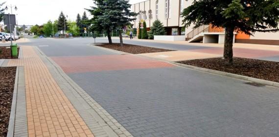 Wykonanie dróg, parkingów i placów na terenie WZM S.A. w Poznaniu