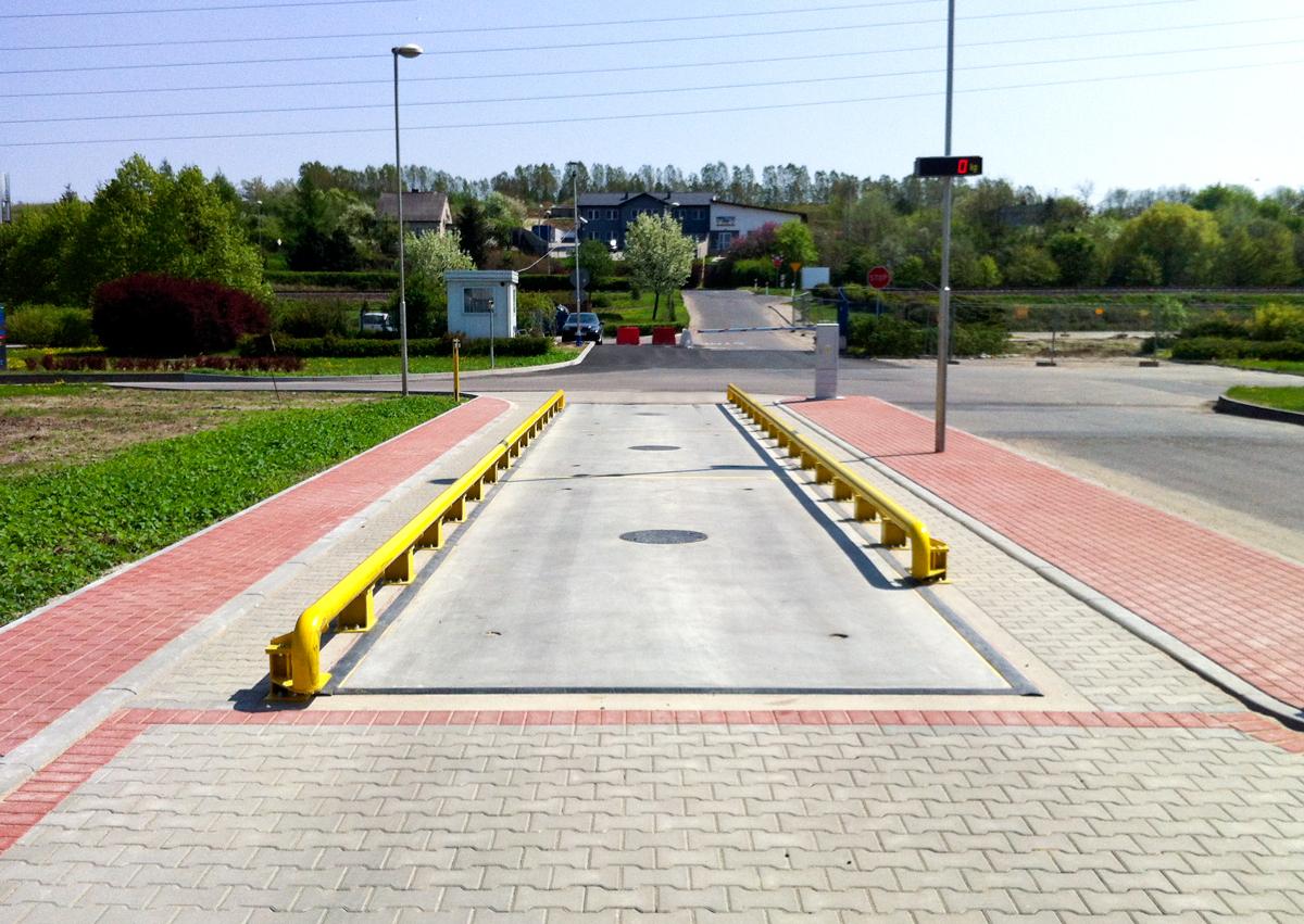 Waga - Roboty drogowe Mur-Bet